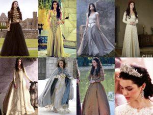 As maravilhosas roupas de Mary ^^